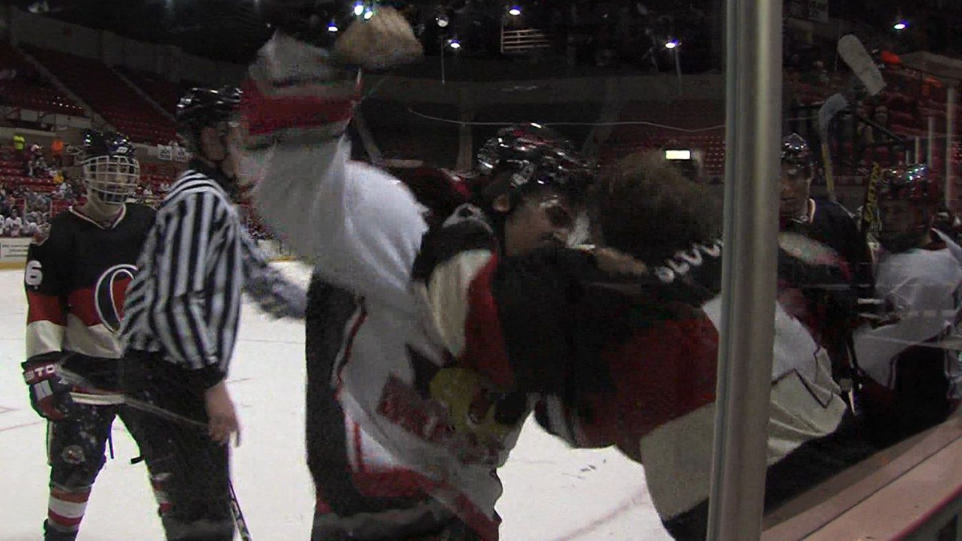 Nahl Tightens Fighting Rules For 2014 15