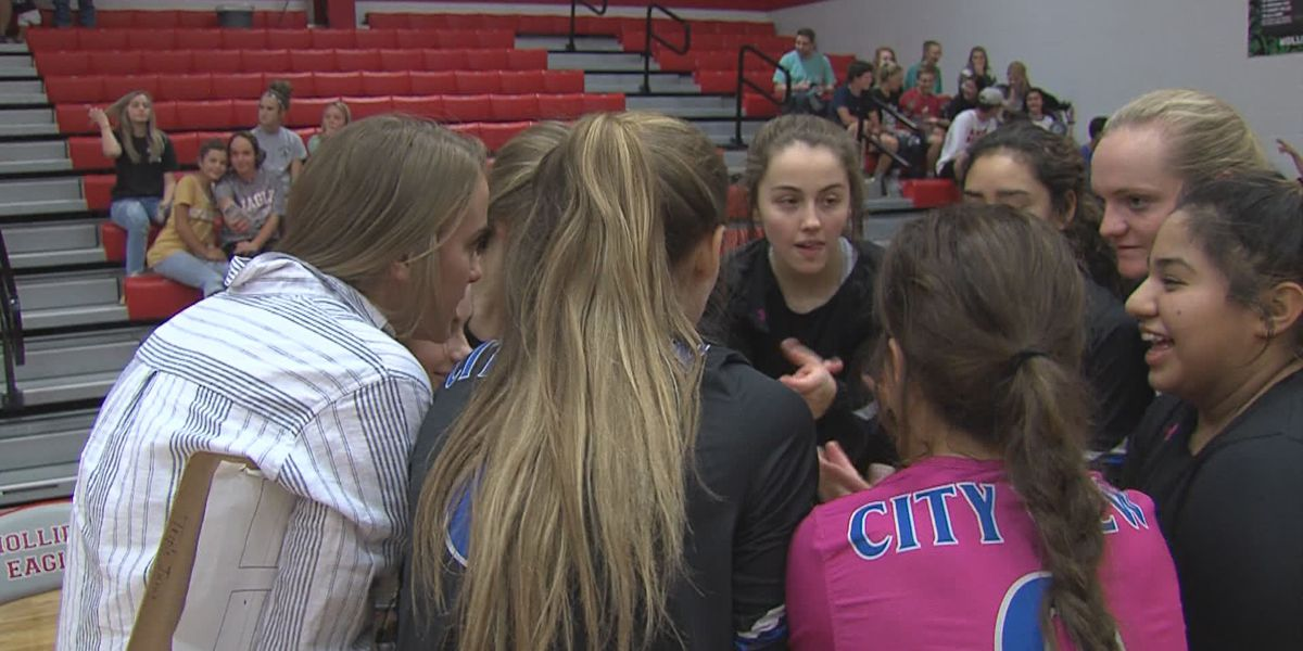 Youth bringing excitement to City View volleyball