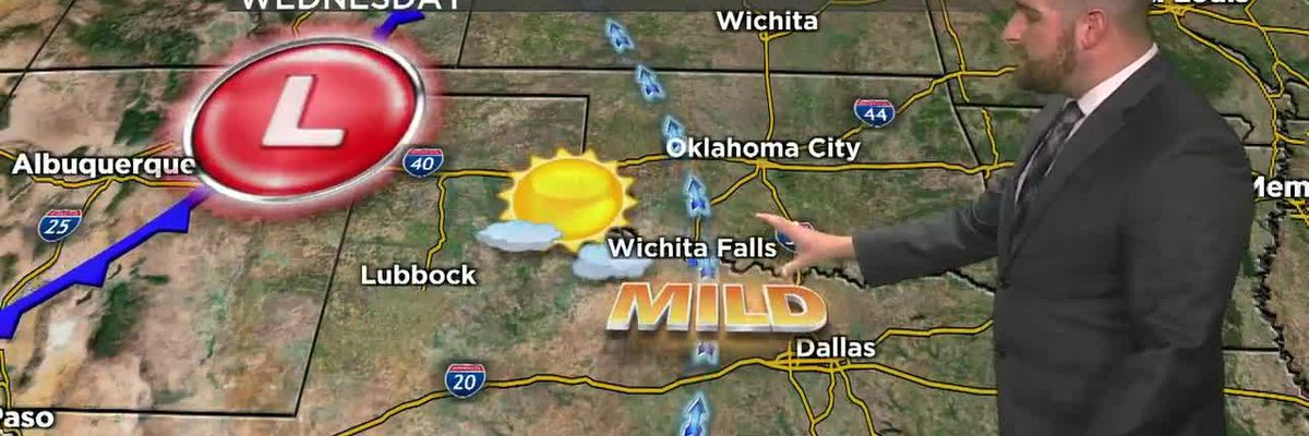 Beautiful weather is in the forecast for Wednesday