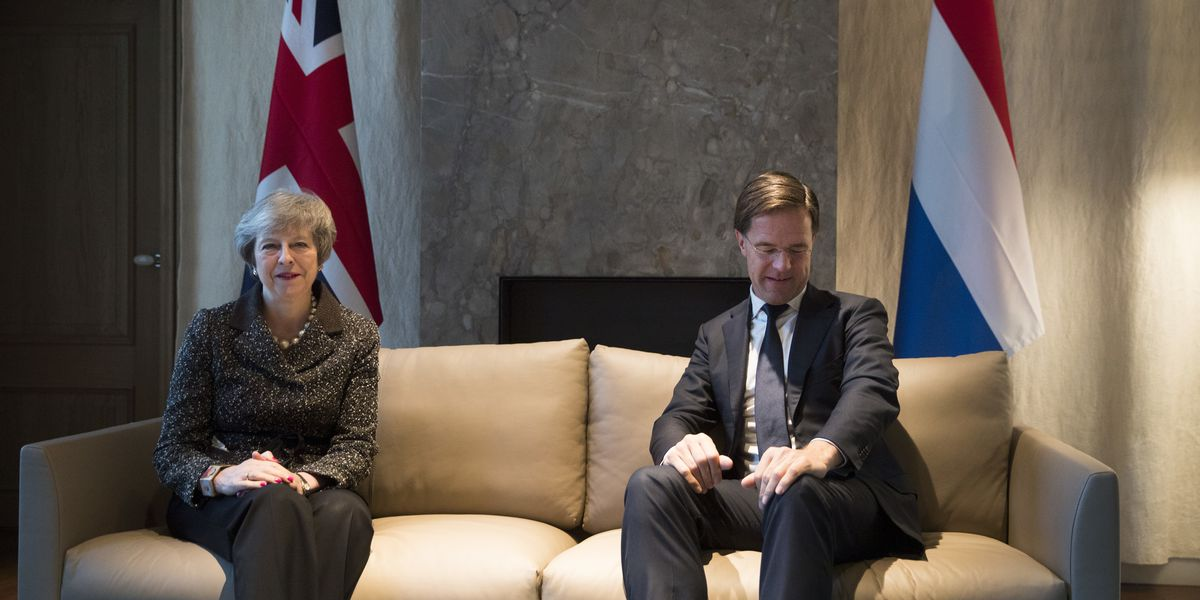 The Latest: EU chief says no room to renegotiate Brexit