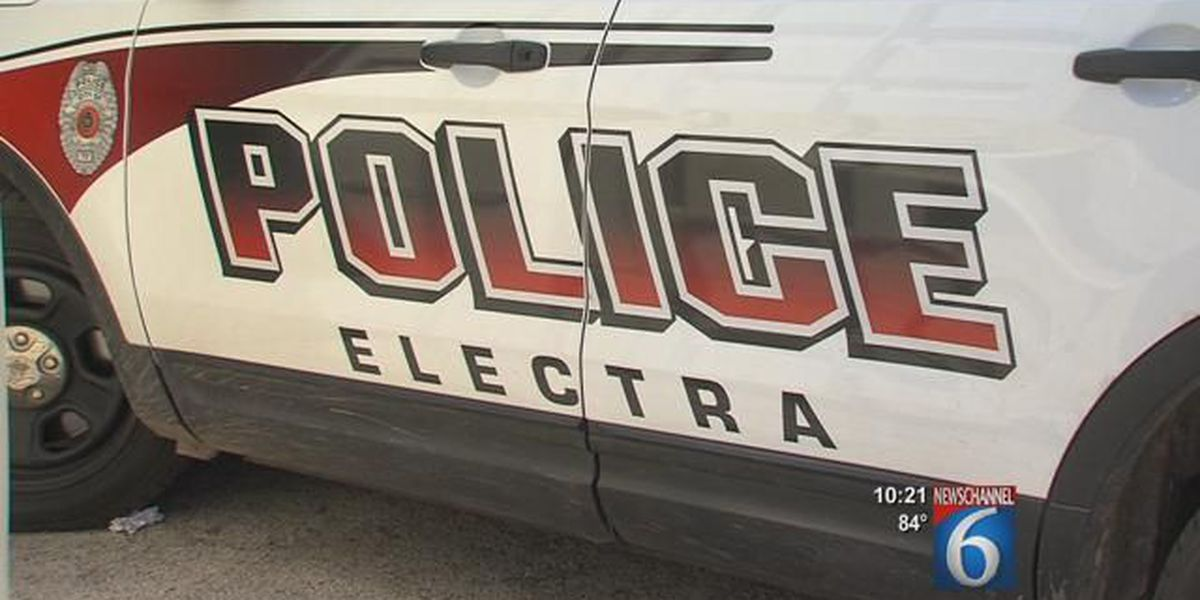 Electra PD unit hit while working accident on 287