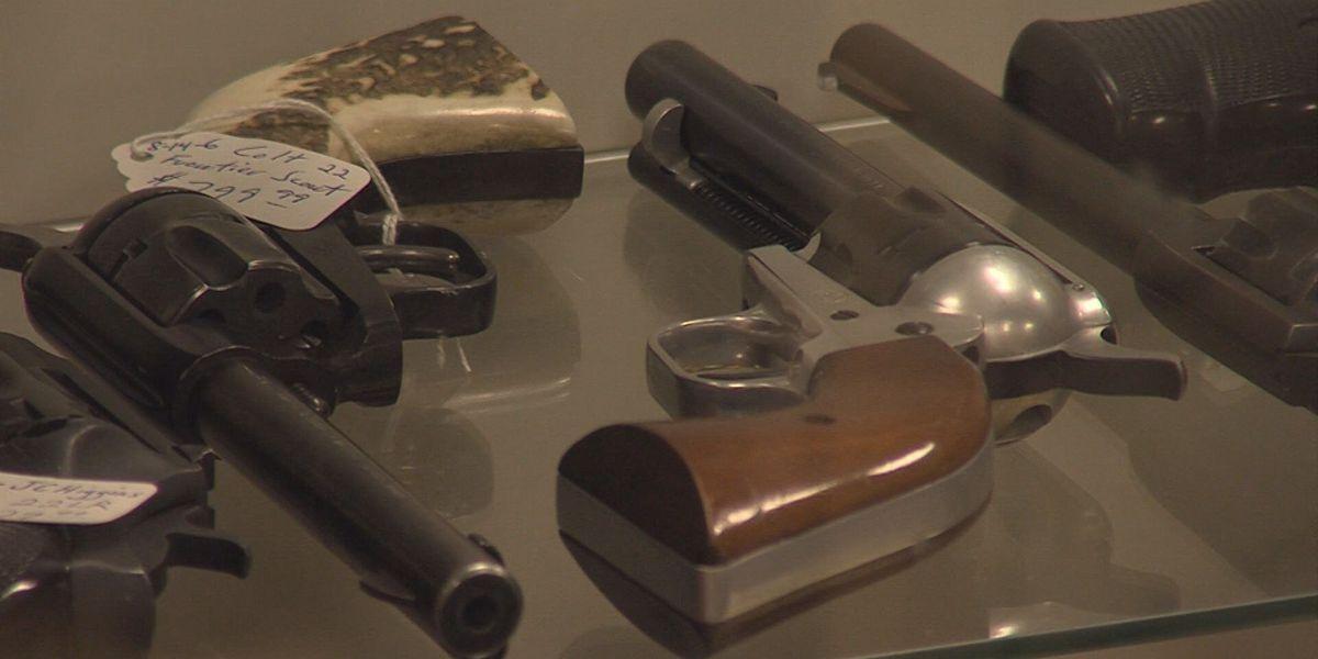 Ladies free at Wichita Falls Gun and Knife show