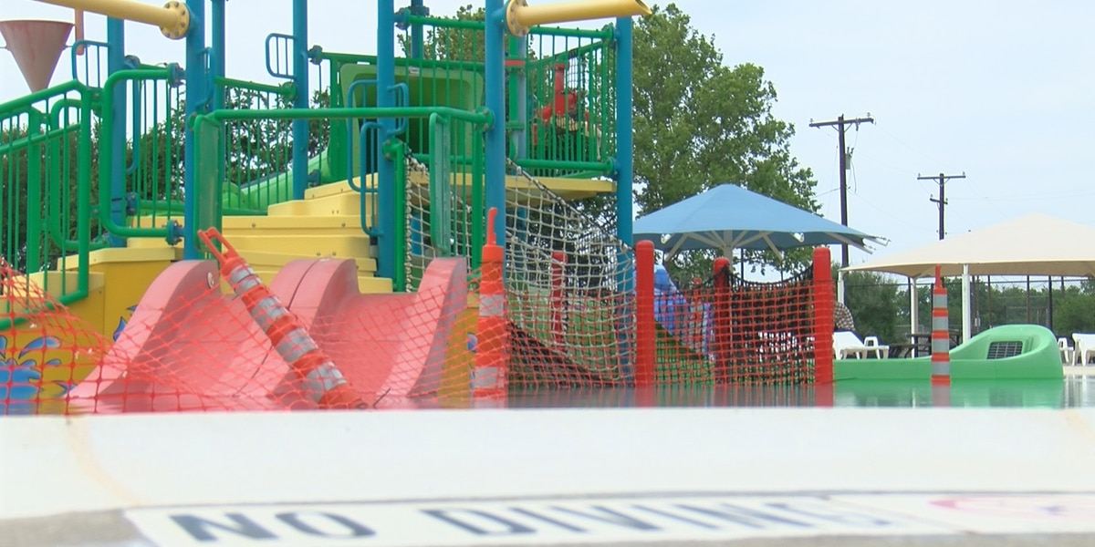 Burkburnett waterpark reopening with restrictions