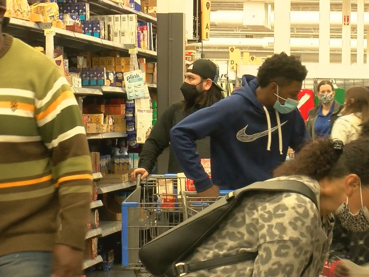 Turkey Drives provides hundreds of families with turkeys this Thanksgiving