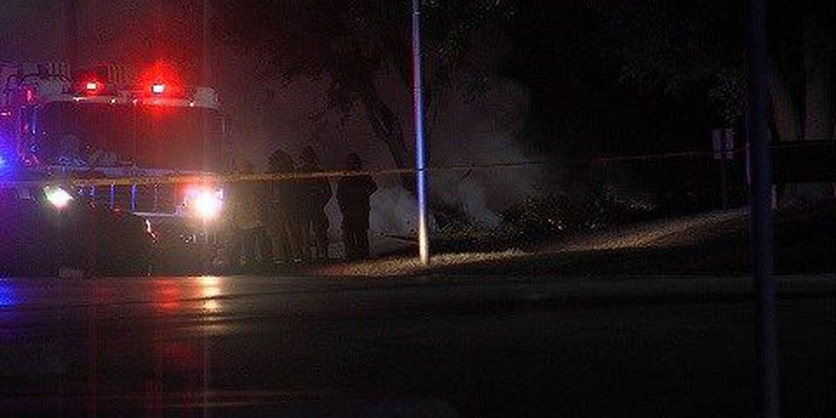 Helicopter Crash Near United Regional Health Care System