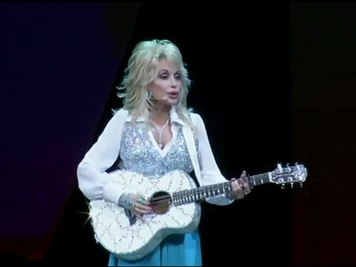 Parton says no (for now) to statue at Tennessee Capitol