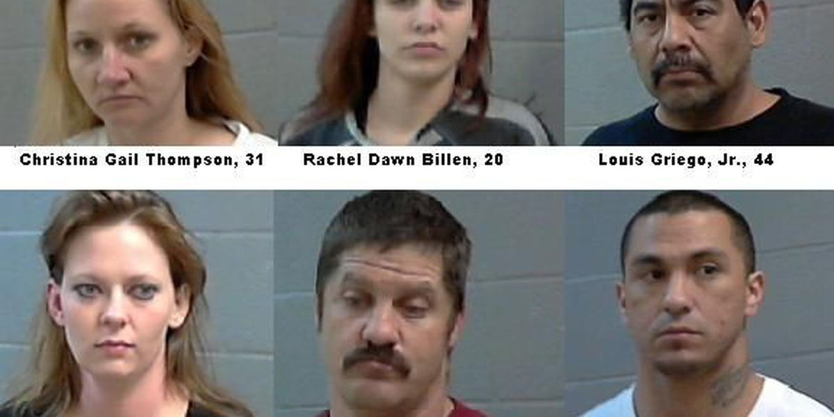 Seven Arrested In Large Scale Drug Conspiracy