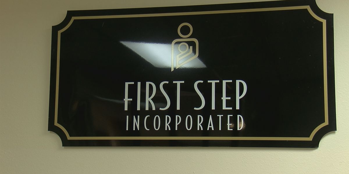 First Step stands up for victims during National Domestic Violence Month