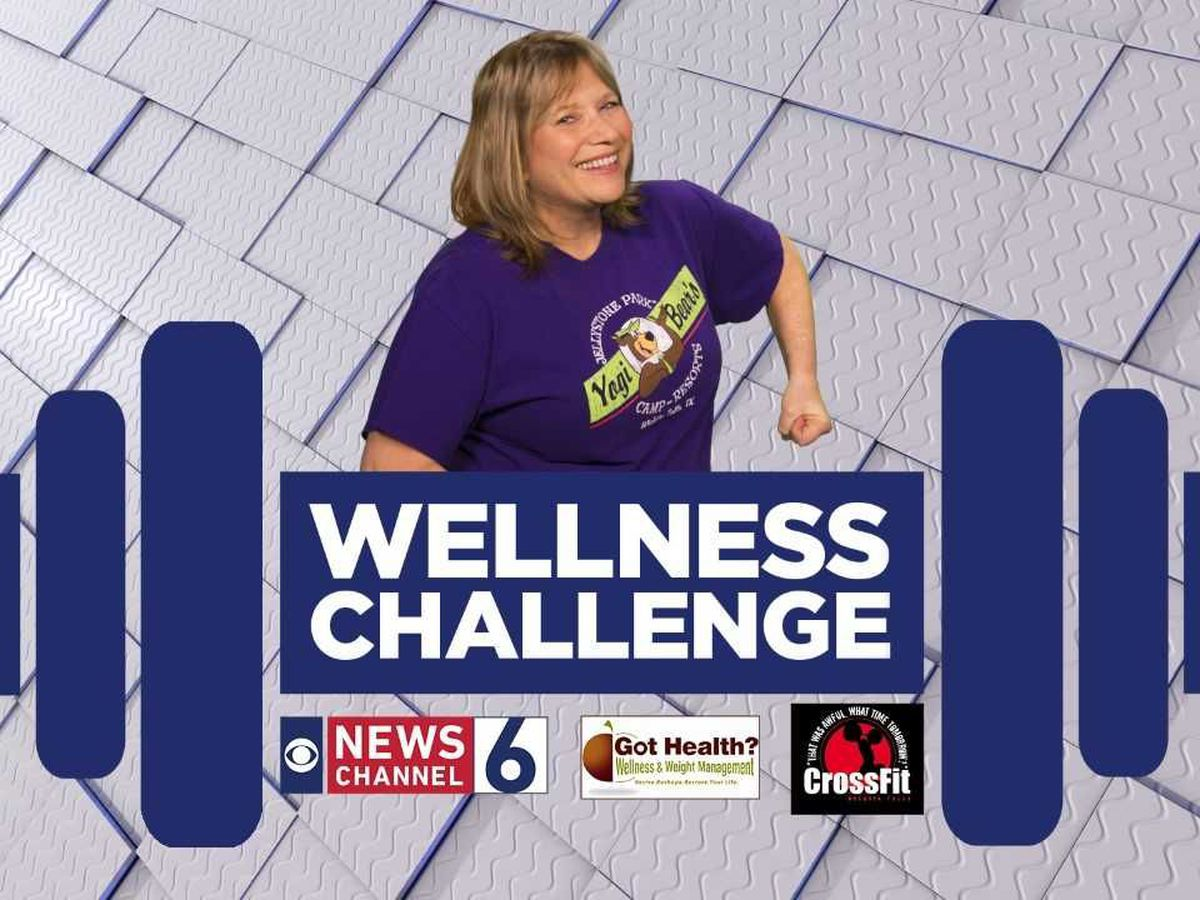 WELLNESS CHALLENGE BLOG: Debbie Norton