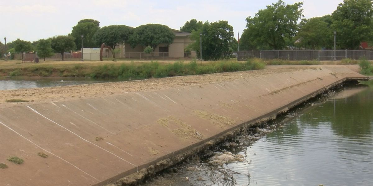 Lake Wichita revitalization plans change