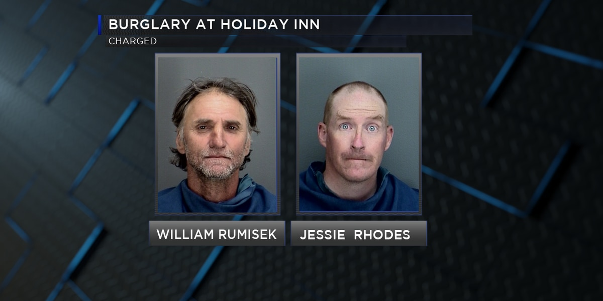 WFPD find men wheeling $7,000 worth of stolen kitchen utensils away from closed hotel
