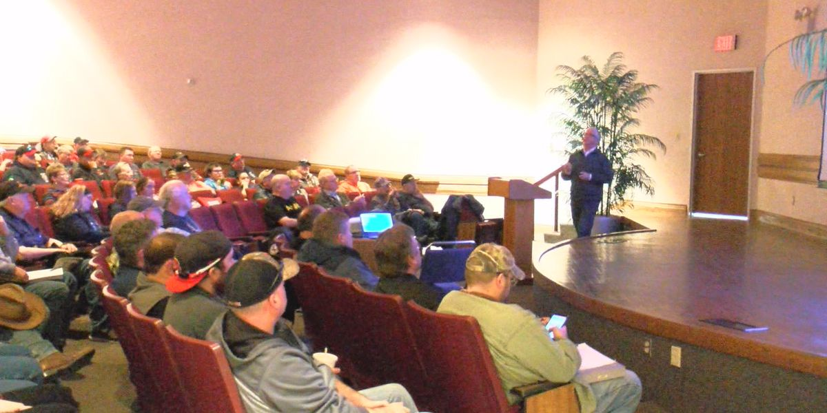 Skywarn Storm Spotter Training