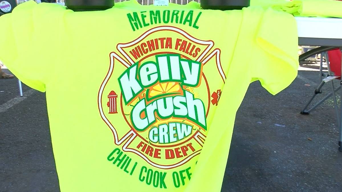 Firefighters host Kelly Crush Memorial Chili Cook off