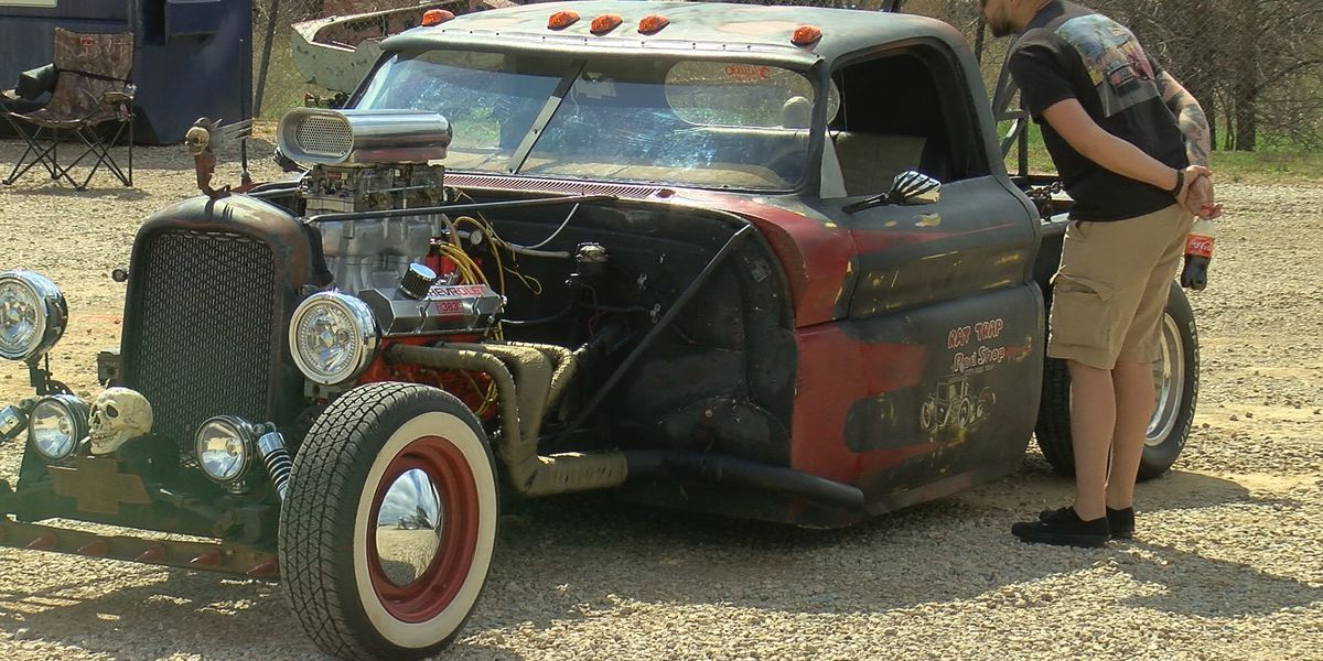 Cowboy Church held first car show fundraiser