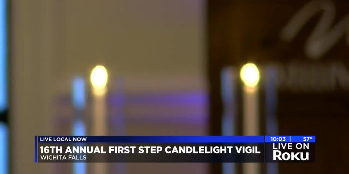 Domestic violence survivor shares story at annual first step vigil