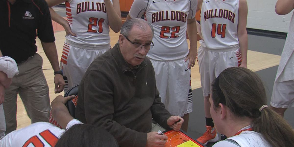 Alex Koulovatos set to retire after 34 years as Burkburnett's head girls basketball coach