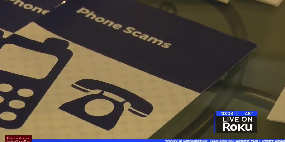WFPD warns residents about fraud the city