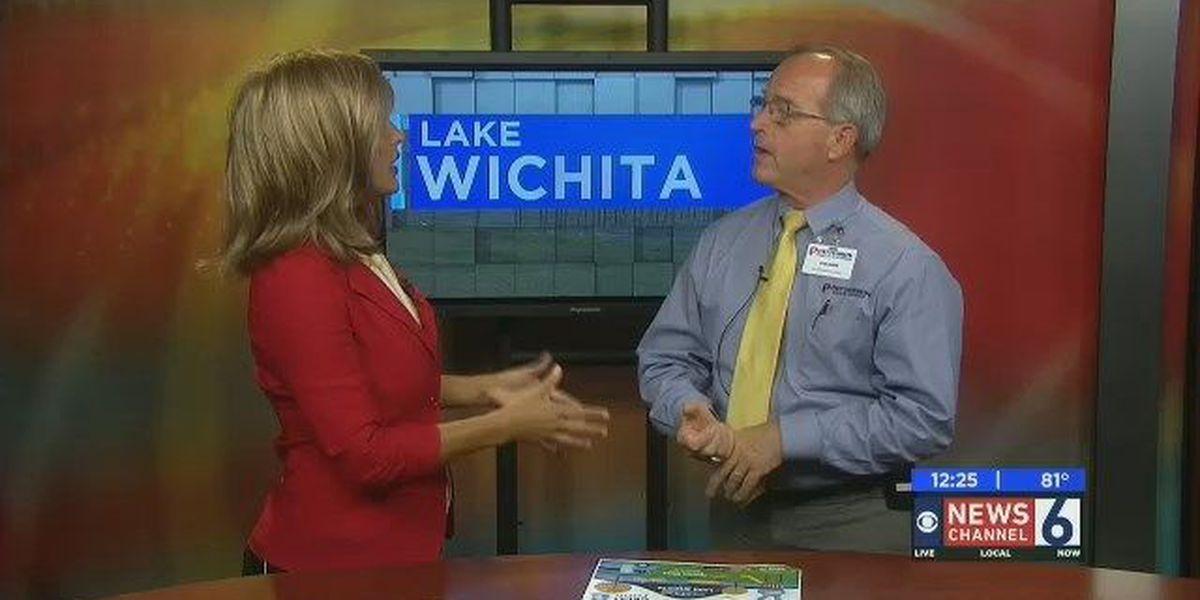 Celebrate Labor Day at Lake Wichita Park