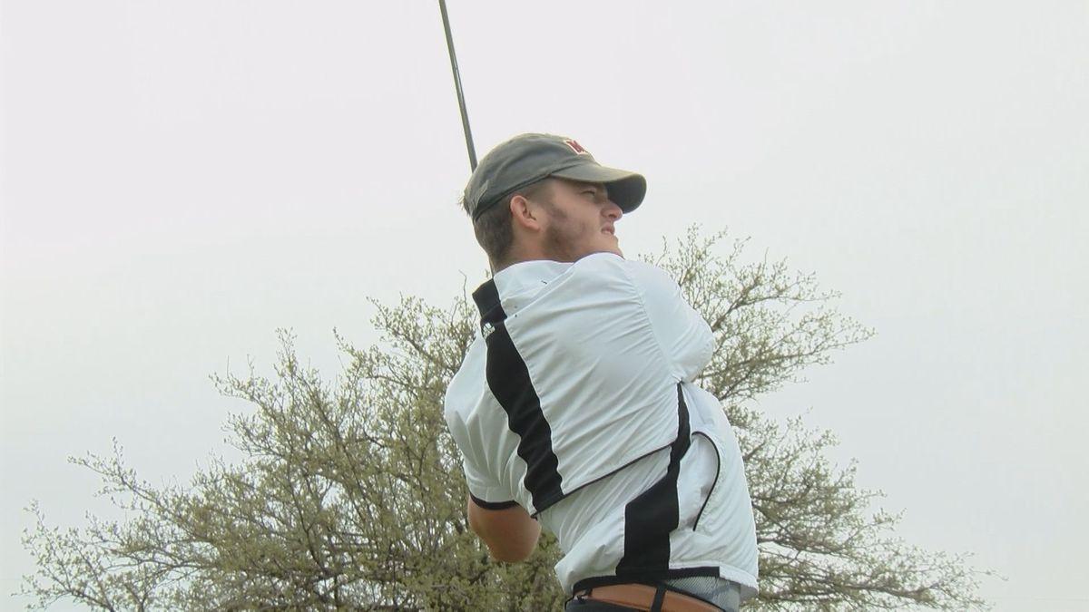 On the Range with MSU/Quanah golfer JT Boyd