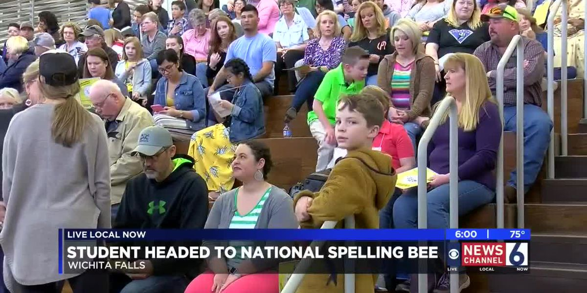 McNeil 8th grader wins News Channel 6 Regional Spelling Bee