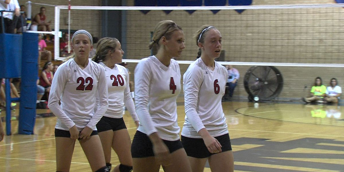 HS Volleyball: Holliday Outlasts Notre Dame