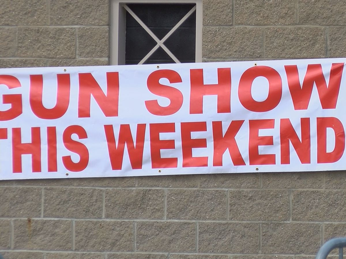 WF Gun and Knife Show grows over the last 40 years