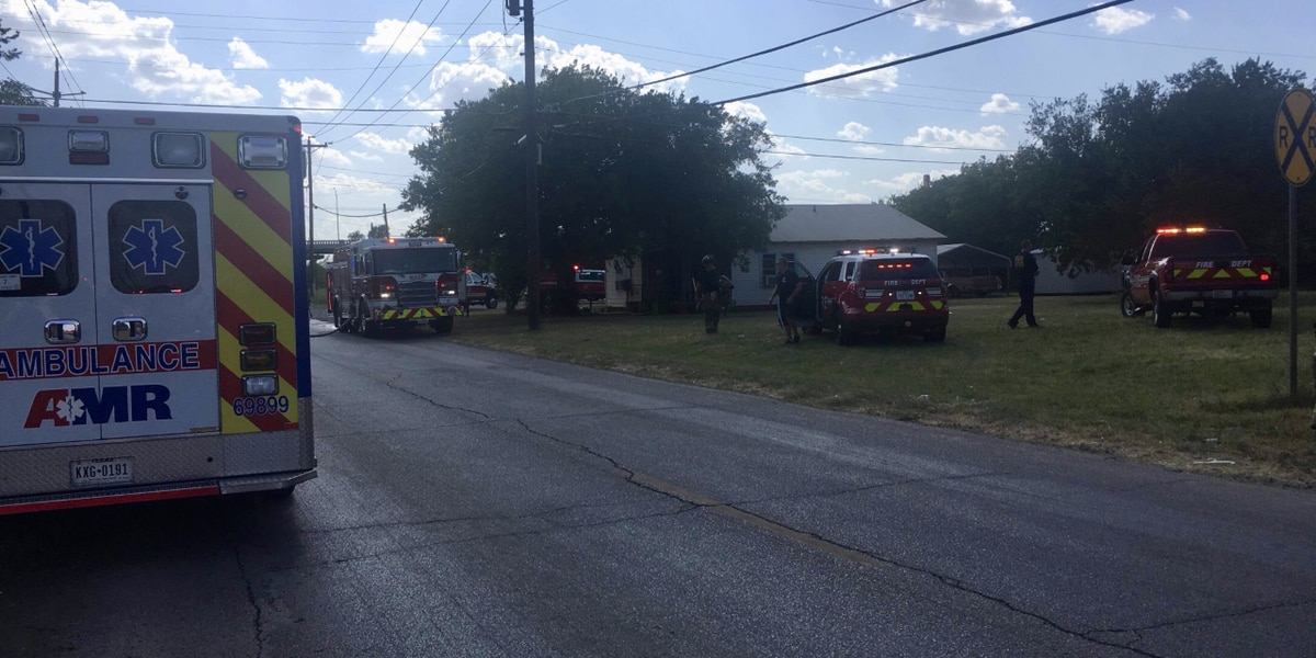 WF Fire Department: Small structure fire on Jefferson Street