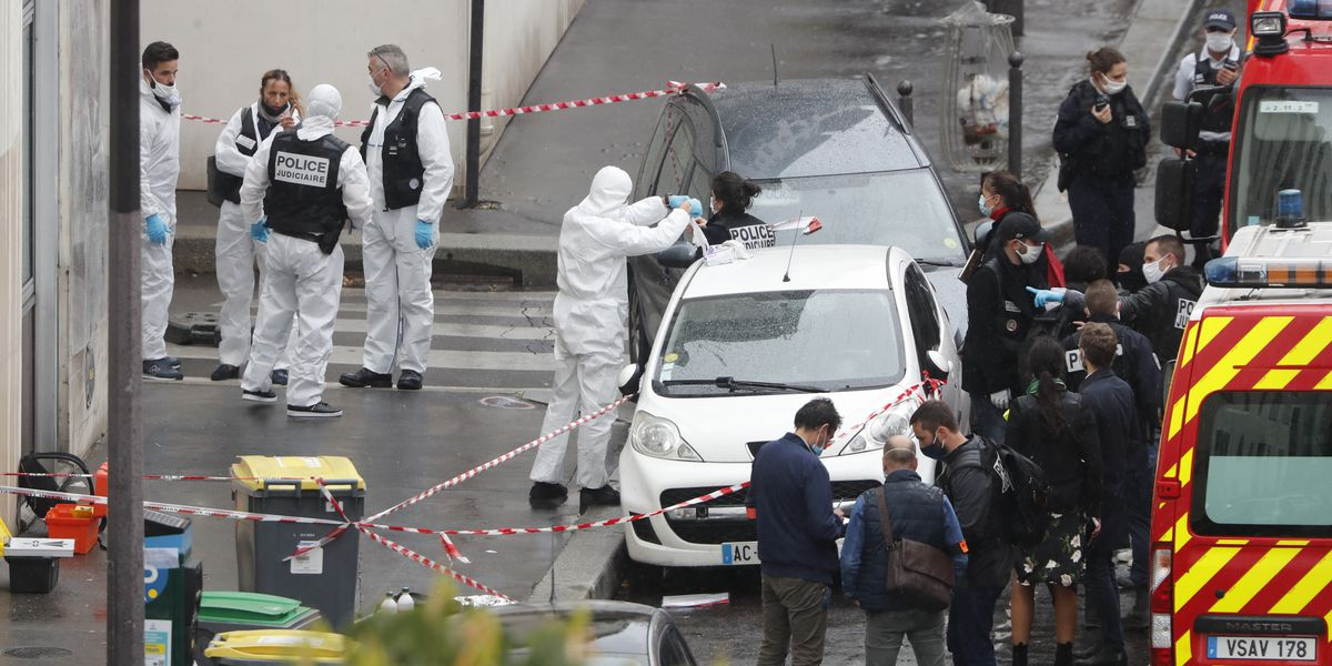 Suspect claims prophet caricatures prompted Paris stabbings
