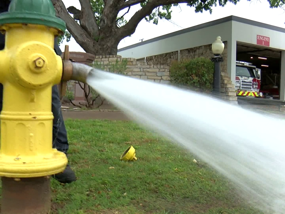 WFFD to test fire hydrants