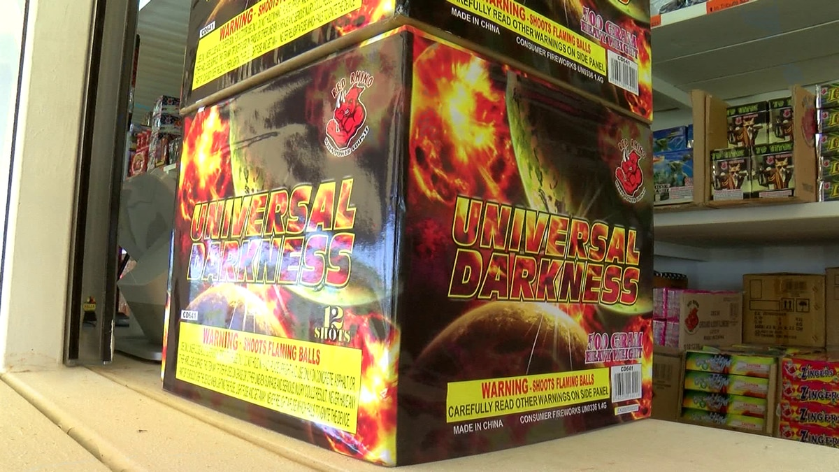Businesses offer safe place to shoot off fireworks