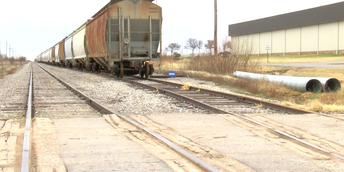 Bid changed for railroad track repair on Bacon Switch Rd.