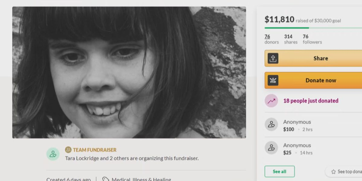 Fundraiser started out-of-state for disabled WF resident