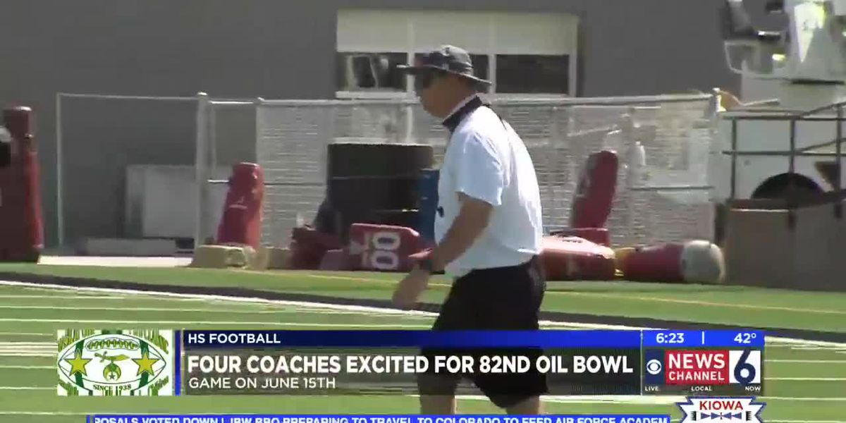 Oil Bowl coaches talk about 82nd edition