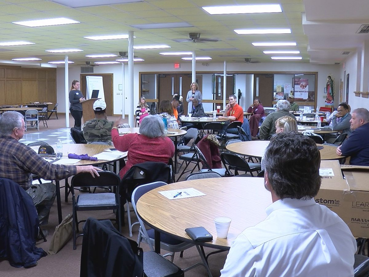 Veterans speak out at roundtable discussion
