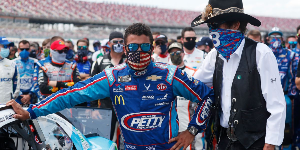 Bubba Wallace leaving Richard Petty Motorsports at season's end