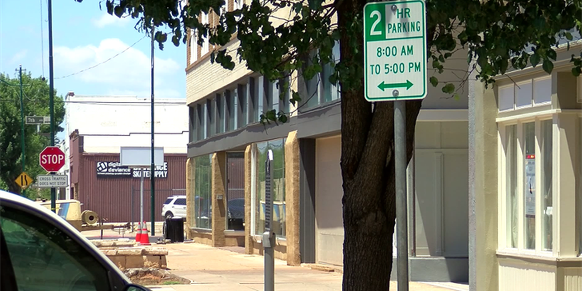 More downtown parking coming to Indiana Avenue