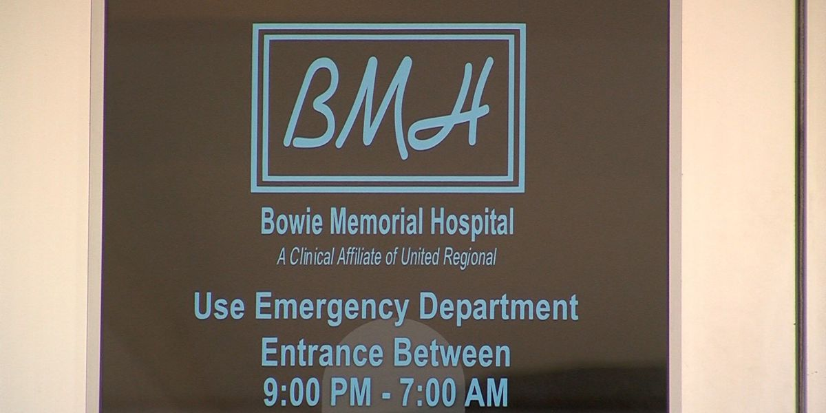 Bowie Memorial Hospital sale meeting Cancelled