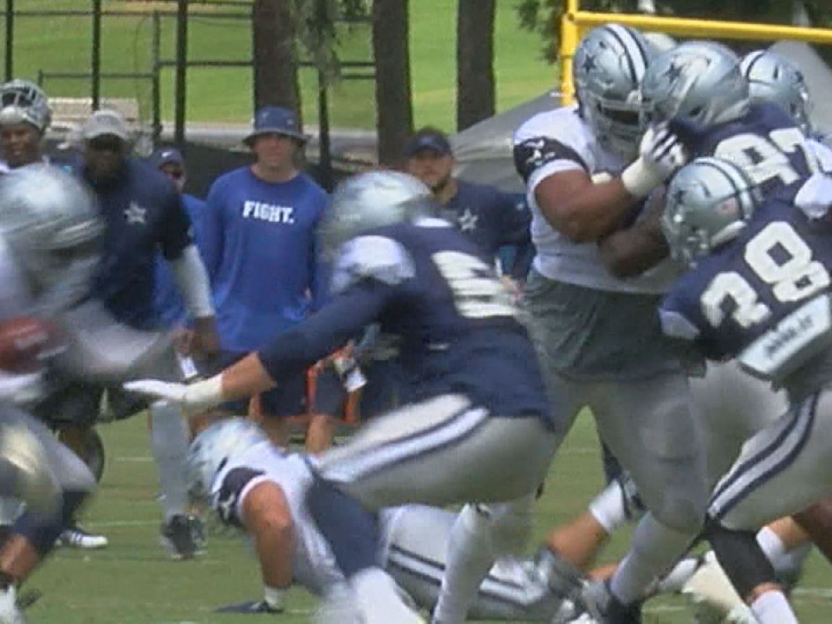 Frederick's return adding to Cowboys strong O-Line