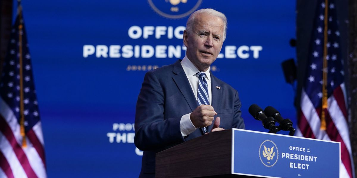 Biden brings forward his intended national security team