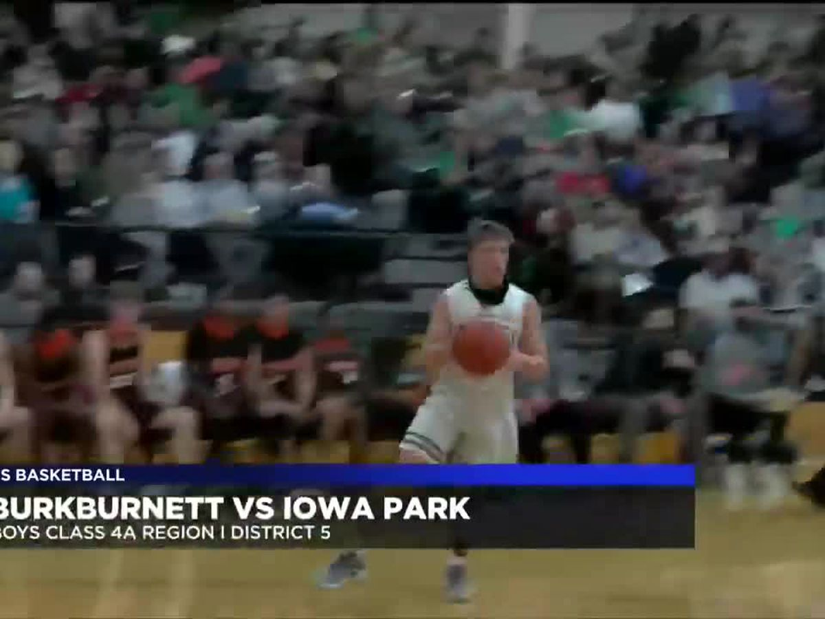 Burkburnett boys take down Iowa Park on the road