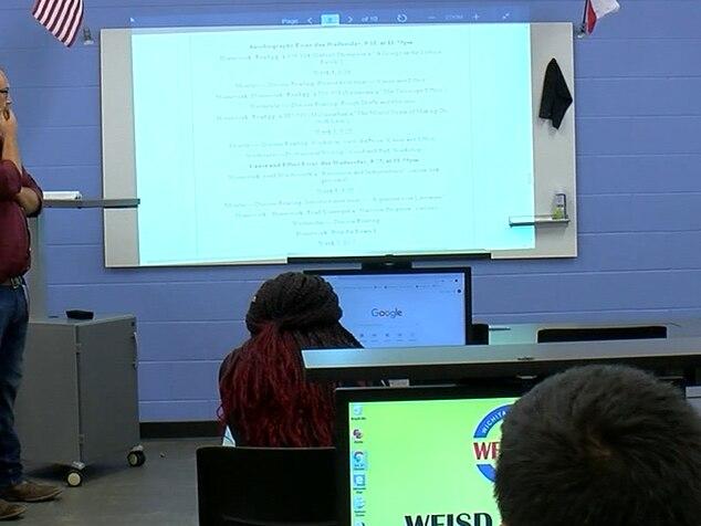 WFISD's Class of 2024 endorsement information seminars