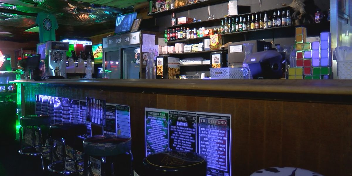 County Judges will make the call for when bars can reopen