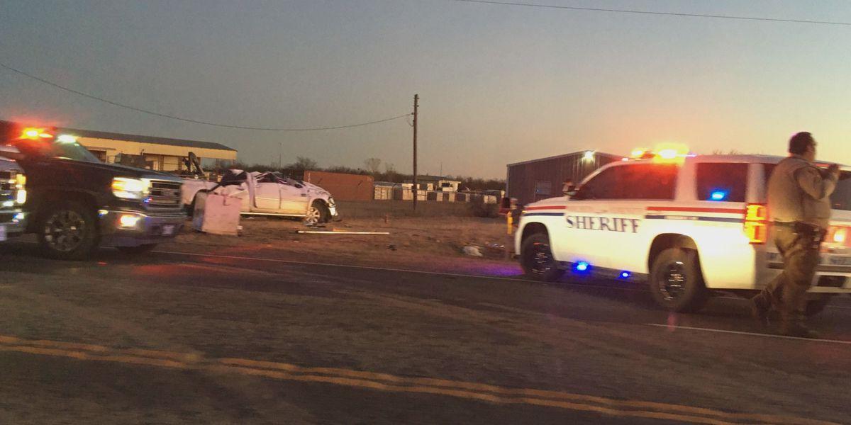 BREAKING: Wreck near Turkey Ranch Road