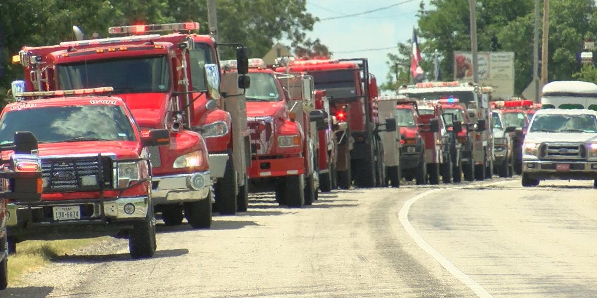 Ringgold Volunteer Assistant Fire Chief laid to rest