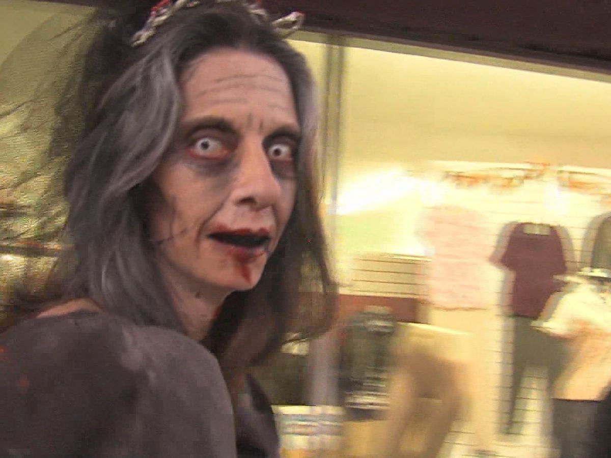 Downtown WF revives Zombie Crawl