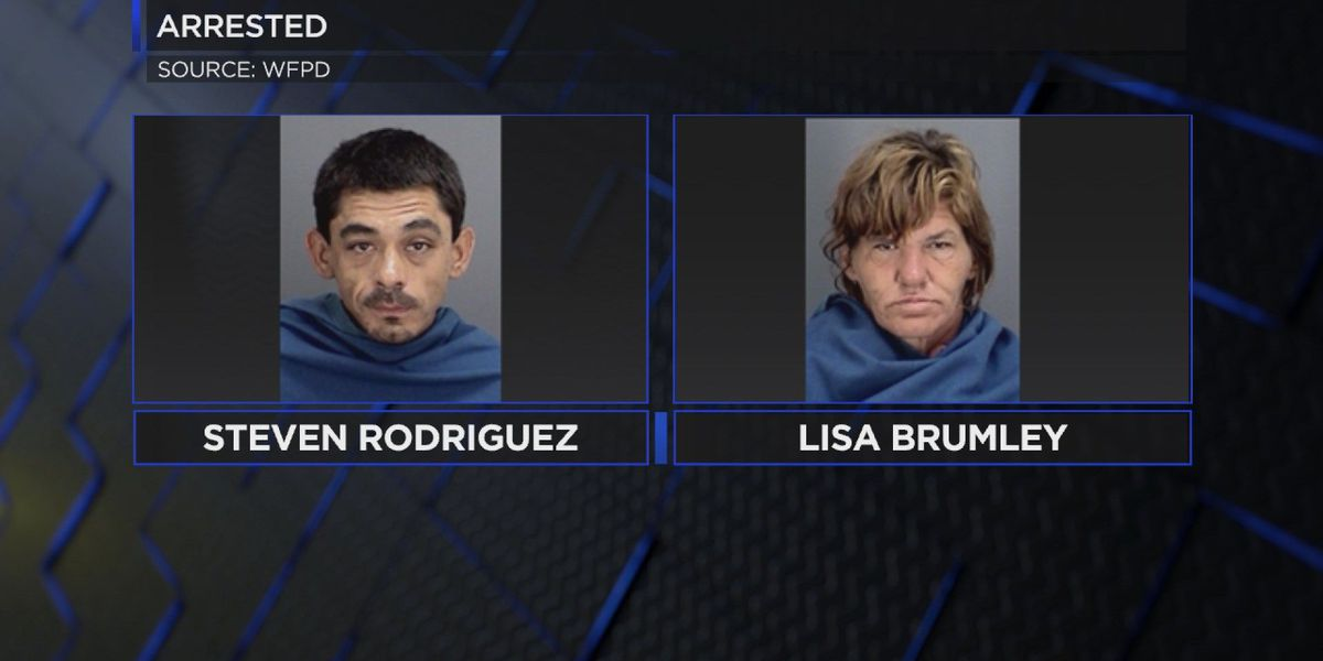 Four arrests made in two separate burglaries
