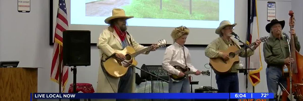 Students learn Texas history first hand