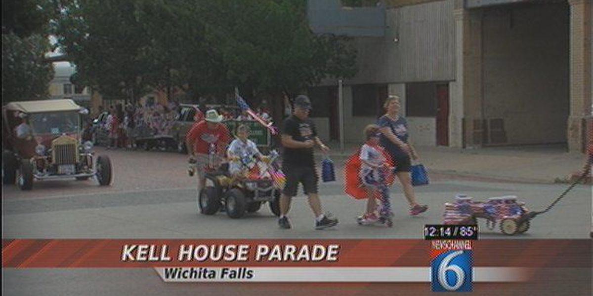 Kell House Parade