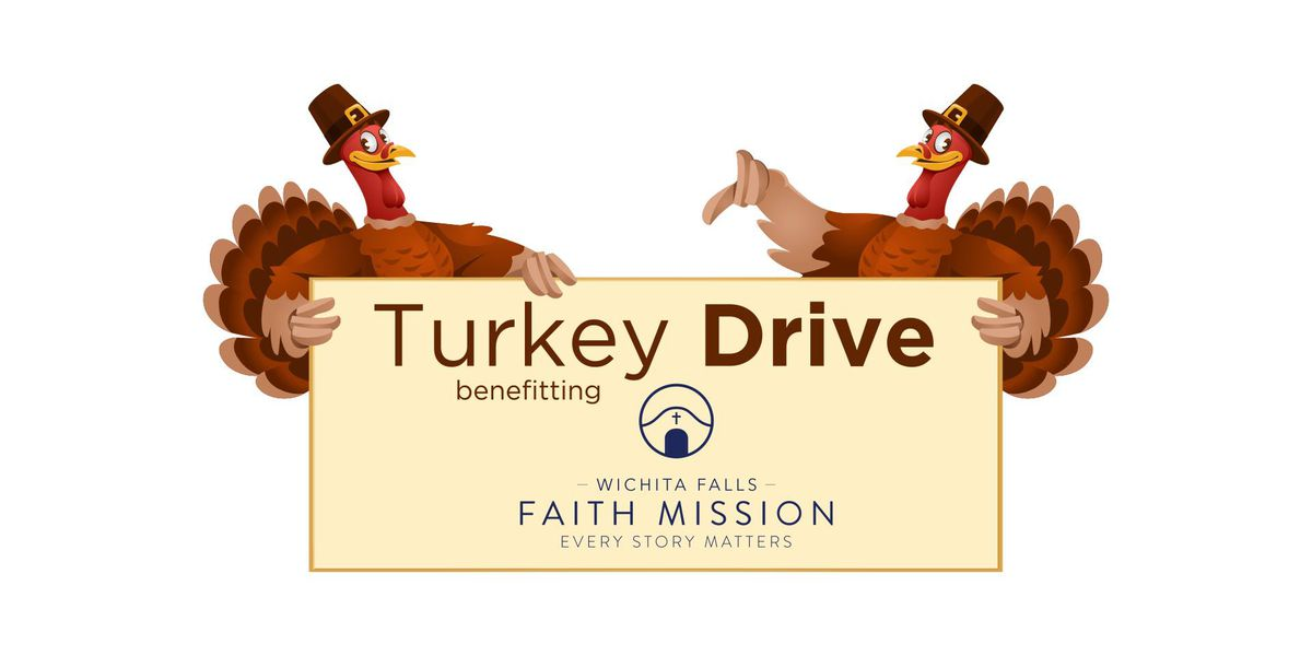 NC6′s Third Annual Turkey Drive on Friday