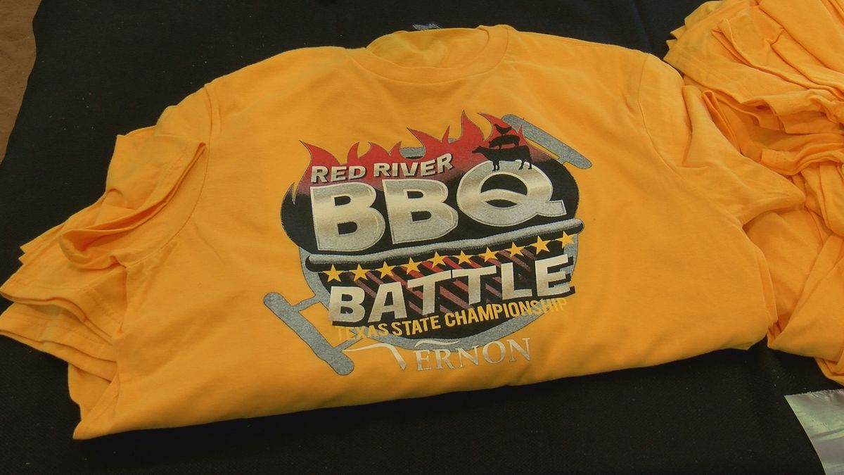 Vernon barbecue cookoff gathers cooks around the state